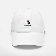 Kokopelli Golfer Baseball Baseball Baseball Cap