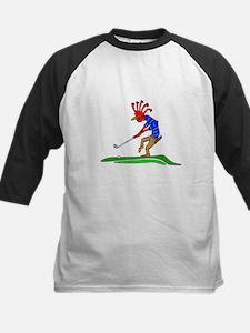 Kokopelli Golfer Baseball Jersey