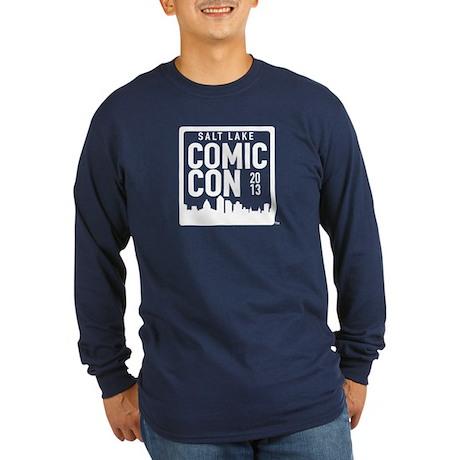 SLCC 2013 Logo Long Sleeve Dark T-Shirt