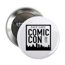 """SLCC 2013 Logo 2.25"""" Button"""