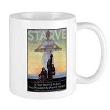 Starve The Poor Mugs