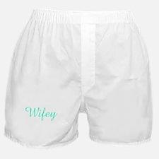 Wifey Boxer Shorts
