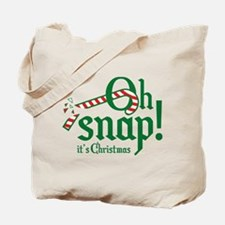 Oh Snap! It's Christmas. Tote Bag