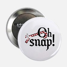 """Oh Snap! 2.25"""" Button (10 pack)"""
