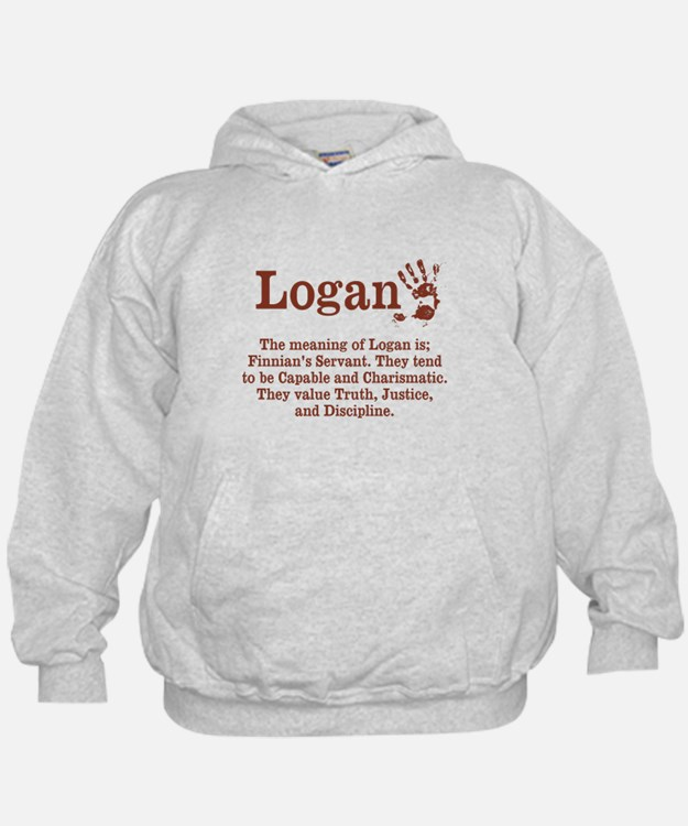 The Meaning of Logan Hoodie