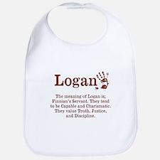 The Meaning of Logan Bib