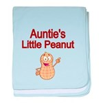 Aunties Little Peanut baby blanket
