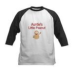 Aunties Little Peanut Baseball Jersey