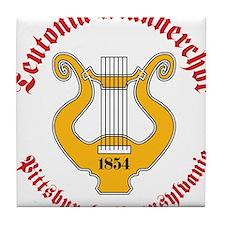 Teutonia Männerchor Tile Coaster