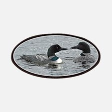 2 Loons Patches