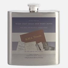 The Great Ship Titanic Flask