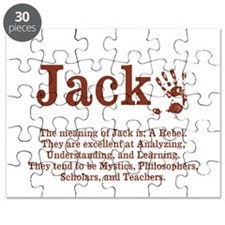 The Meaning of Jack Puzzle