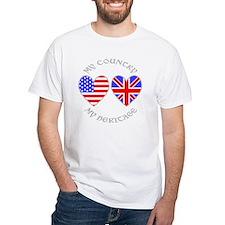 UK USA Country Heritage Shirt