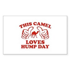 This Camel Loves Hump Day Decal