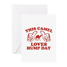 This Camel Loves Hump Day Greeting Cards (Pk of 10
