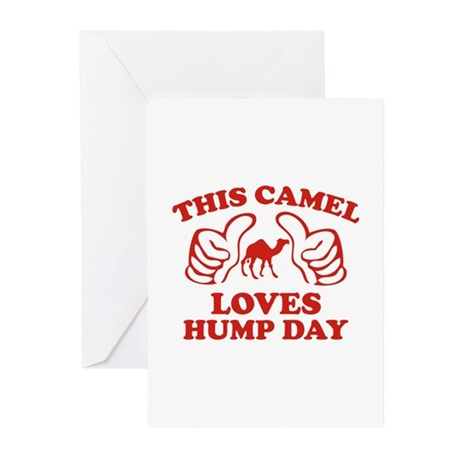 This Camel Loves Hump Day Greeting Cards (Pk of 20