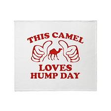 This Camel Loves Hump Day Stadium Blanket