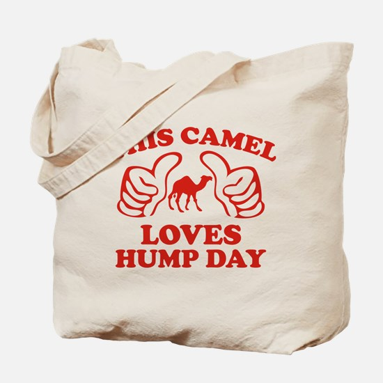This Camel Loves Hump Day Tote Bag