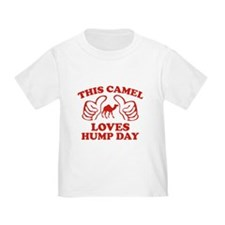 This Camel Loves Hump Day T
