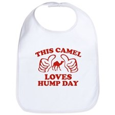 This Camel Loves Hump Day Bib