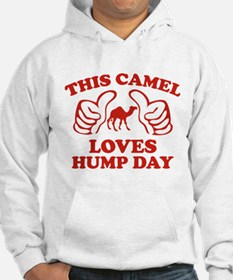 This Camel Loves Hump Day Hoodie