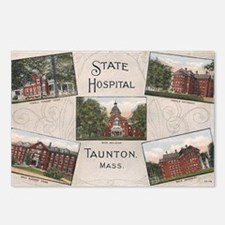 Taunton State Hospital  Postcards (Package of 8)