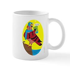 RACING PIGEON Mug