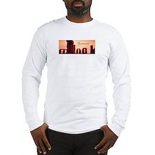 borderstone1.jpg Long Sleeve T-Shirt