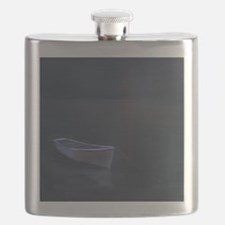 Simple Serenity - Lone Boat Flask