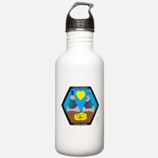 PROUD PARENTS PIGEON SQUIBS Water Bottle