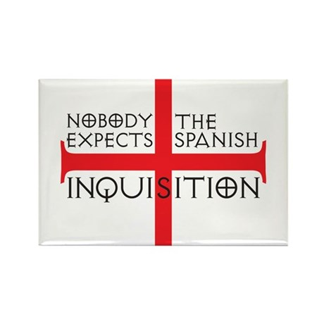 spanish inquisition Magnets