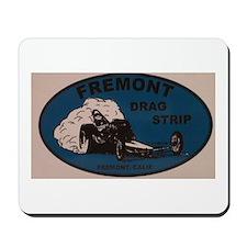 Fremont Drag Strip Mousepad