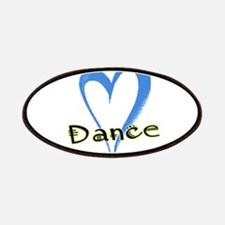 Dance Heart Patches