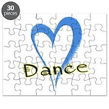 Dance Heart Puzzle