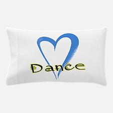 Dance Heart Pillow Case