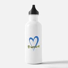 Dance Heart Water Bottle