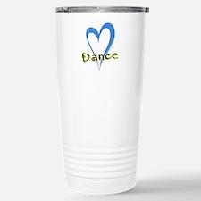 Dance Heart Travel Mug