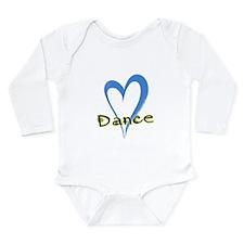Dance Heart Body Suit