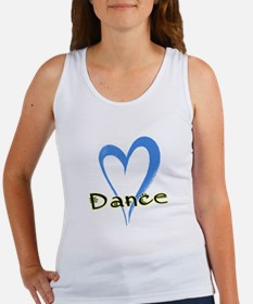 Dance Heart Tank Top