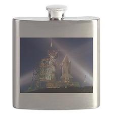 Space Shuttle Launch Flask