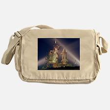 Space Shuttle Launch Messenger Bag