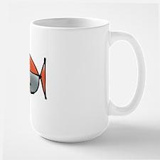 Red Pigtail Mug