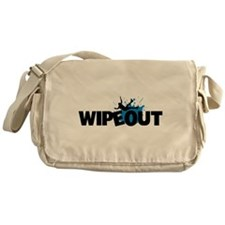 Wipeout Messenger Bag