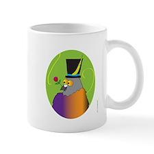 MALE PIGEON ROSE (Green Oval) Mug