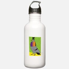 MALE PIGEON STRUTTING (Boxy) Sports Water Bottle