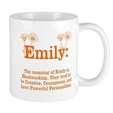 The Meaning of Emily Mugs