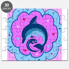 Dolphin Love Puzzle