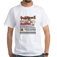Weatherman Voodoo Doll T-Shirt