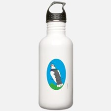 PIED PIGEON (Scenic) Water Bottle