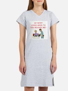 waitress Women's Nightshirt